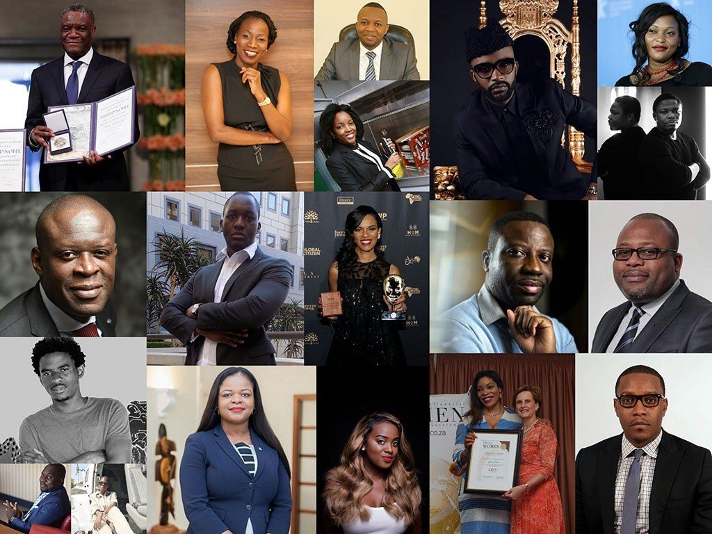 SMIN CEO Among Congolese Personalities Honored in 2018