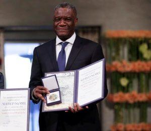 Dr. Denis Mukewege, Nobel Prize Winner