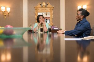 Meeting The First Lady of the Congo in Washington DC