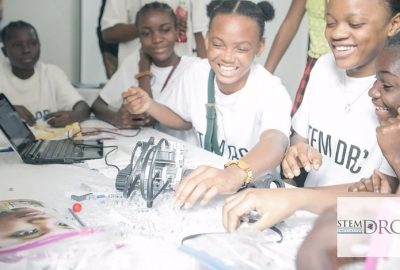 STEM Scholarships, STEM DRC Initiative